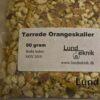 Tørrede orangeskaller, 1000 gram