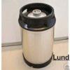 25 liters fustage med S-kobling uden lås