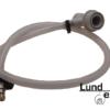 CO2 slange m/lynkobling og grå kobling til Cornelius
