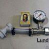 CO2 måler m/ ventil (Bleeder Valve)