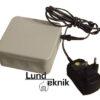 Magnetomrører m/ strømforsyning 1 -2 liter